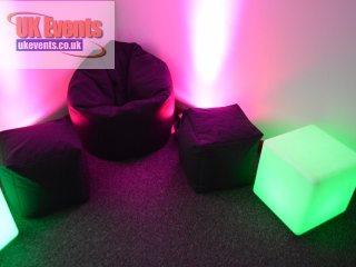cube stools