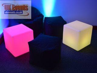 soft cubes
