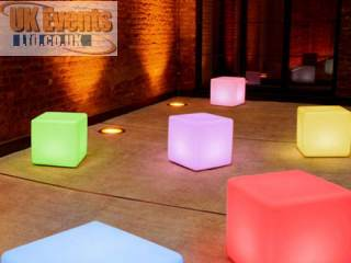 LED Room Furniture