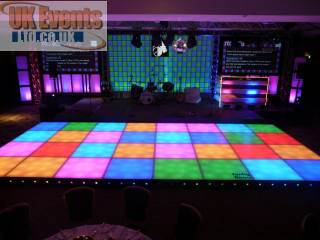 night fever disco floor
